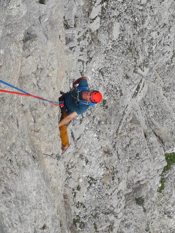 Climbing week Sella Group